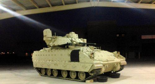 Bradley Military Armor Soldiers