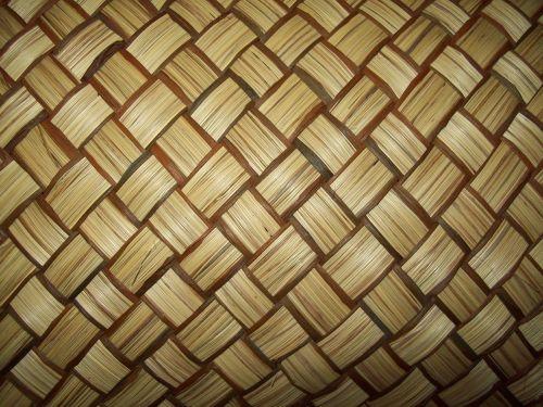 braid straw structure