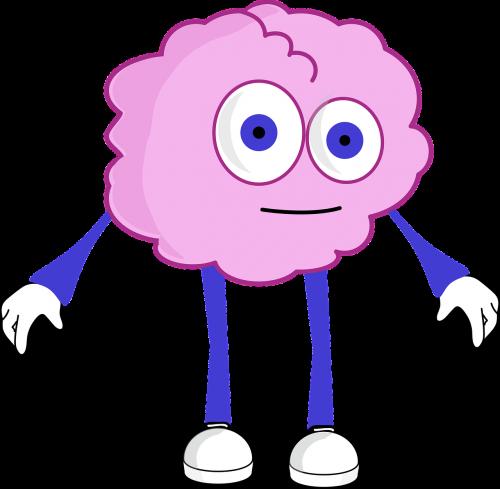 brain character animator