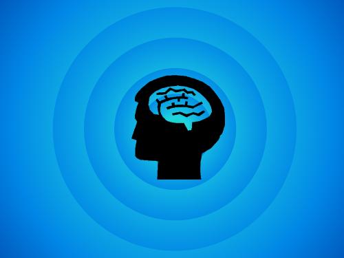 brain thinking idea