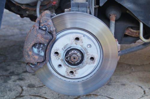 brake disc brake caliper