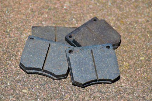 brake pads brake slow change