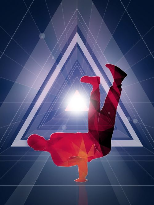 brakedance break dance dancer