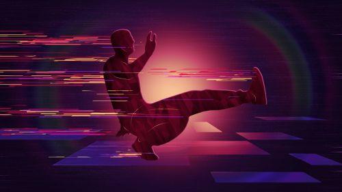 brakedance break dance footwork