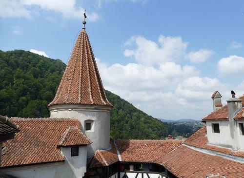 bran  romania  transylvania