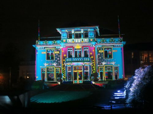 brand annual light festival 2013 dommel hoof