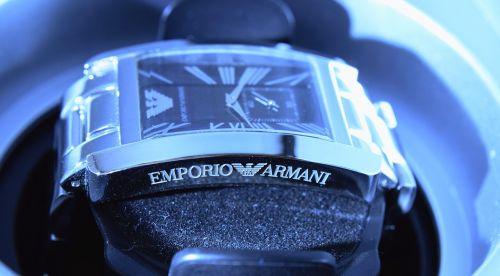 brand watch brand emporio armani