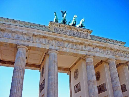 brandenburg gate berlin goal