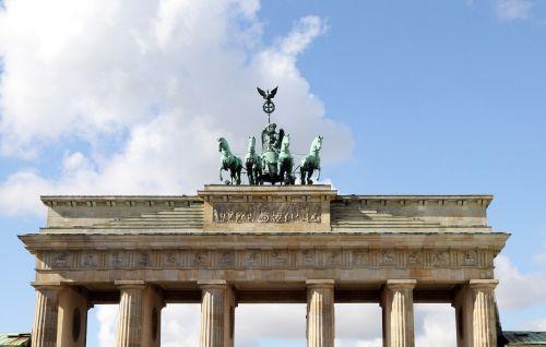 brandenburg gates berlin brandenburg