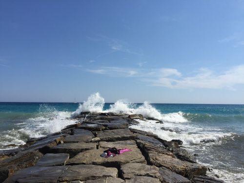 branding sea ocean