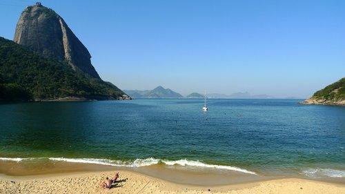 brasil  rio de janeiro  sea