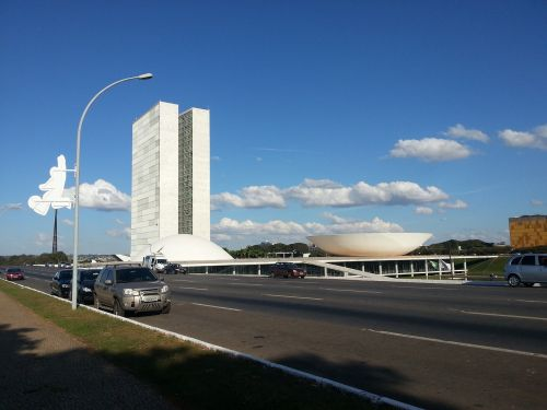 brasilia national congress brazil