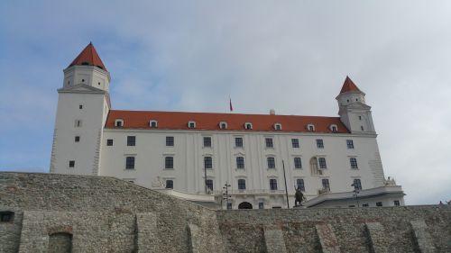 bratislava slovakia bratislava castle