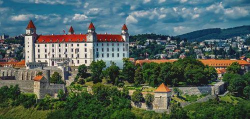 bratislava slovakia the capital city of