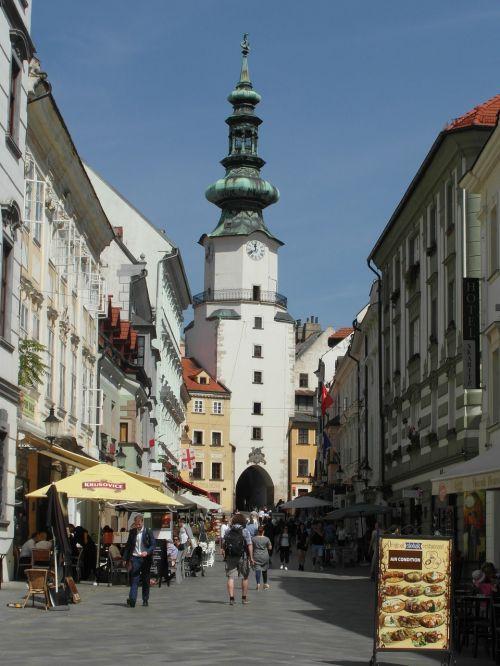 bratislava slovakia bratislava city center