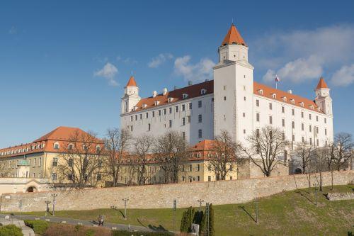 bratislava castle bratislava city