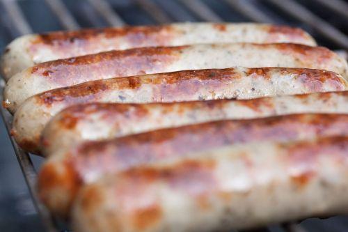 bratwurst sausage sausages