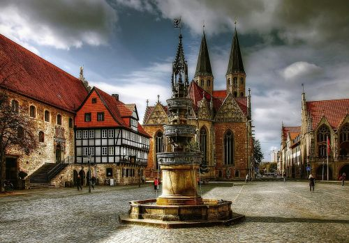 braunschweig city lower saxony