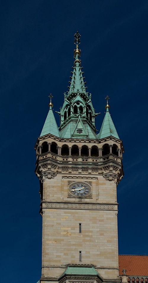 braunschweig town hall lower saxony