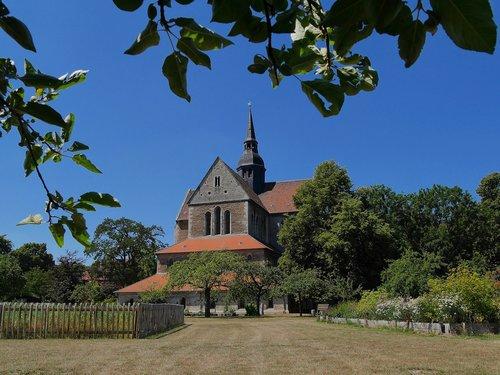 braunschweig  riddagshausen  monastery