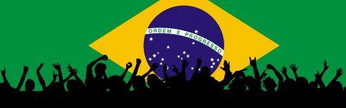 brazil patriotic flag