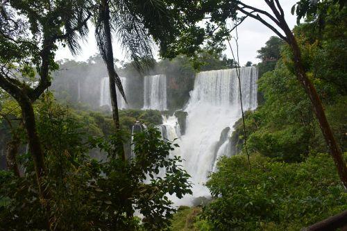 brazil argentina iguazu falls