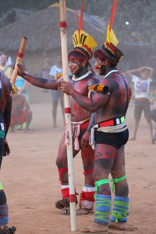 brazil indigenous tribal