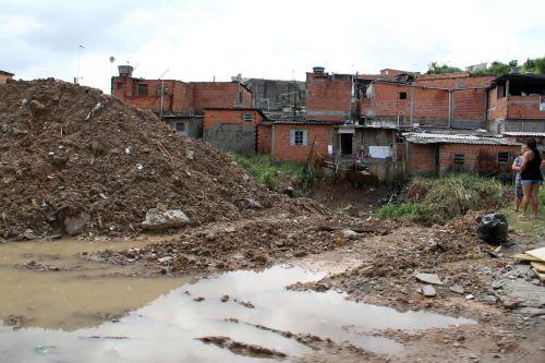 brazil carapicuiba city favela brazil