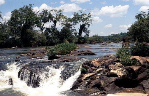 brazil iguazu iguazú waterfalls