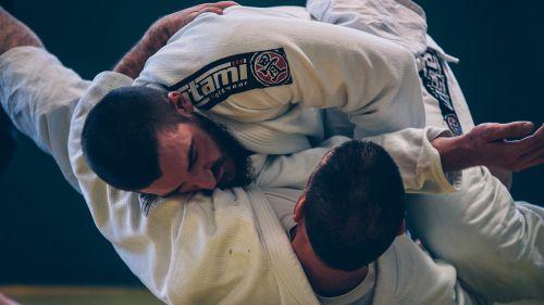 brazilian jiu-jitsu bjj combat