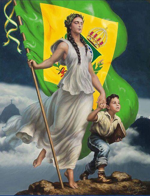 brazilian monarchy brazil empire
