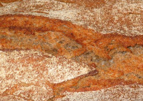 bread baked crispy