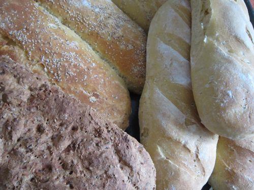 bread breads baked goods