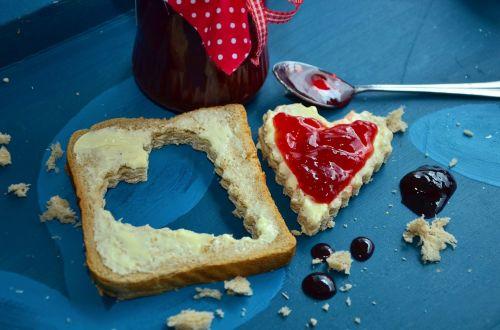 bread jam sandwich jam