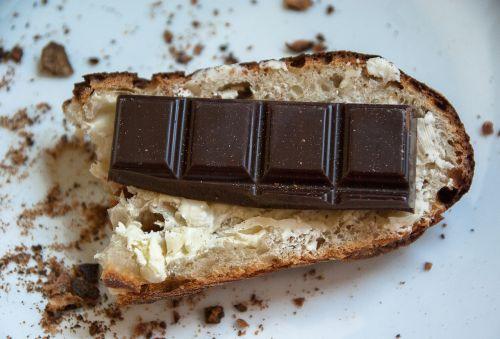 bread taste chocolate