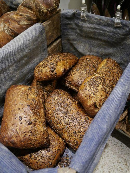 bread basket baker