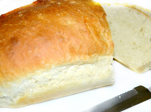 bread loaf cooking