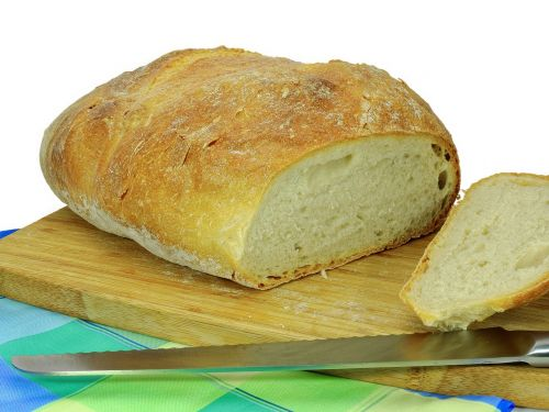 bread baked goods food