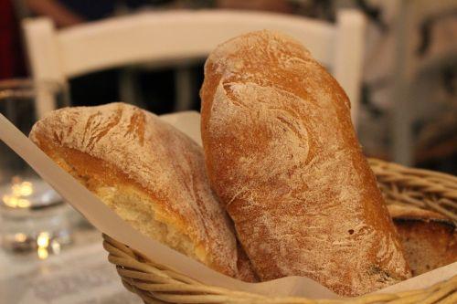 bread greek food greece
