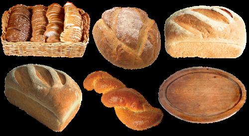 bread loaf baguette