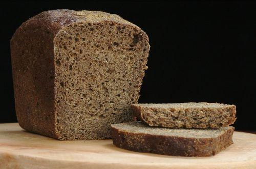 bread rye black