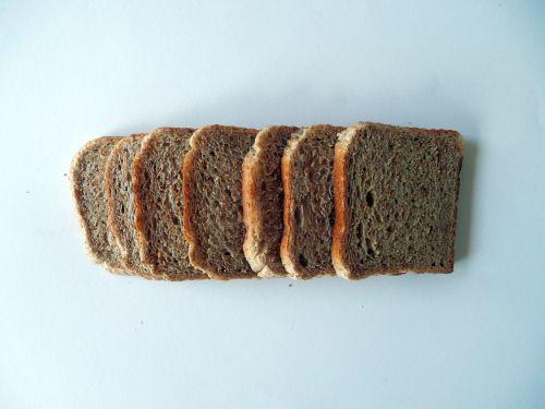 bread toast food