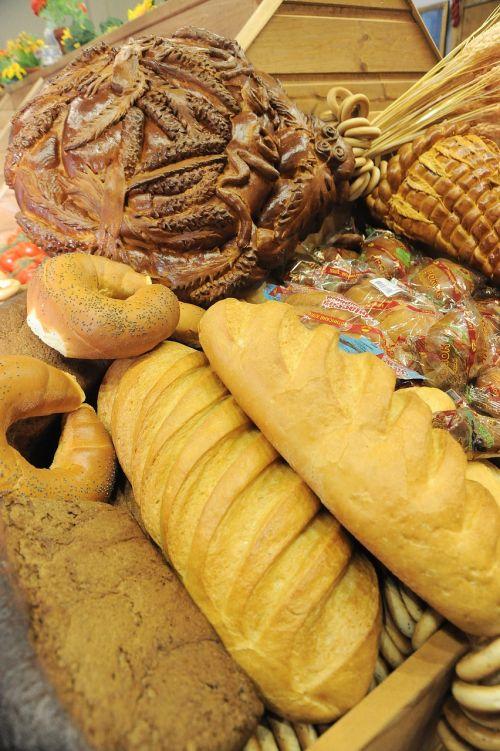 bread food buns