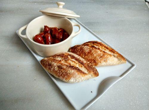 bread spanish food