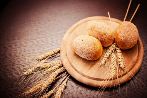 bread baguette food