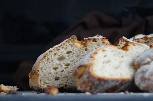 bread crispy bake
