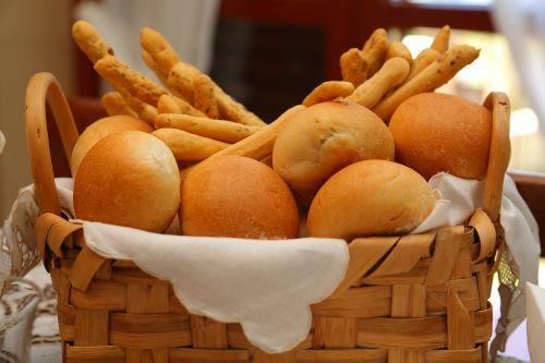bread basket sandwiches