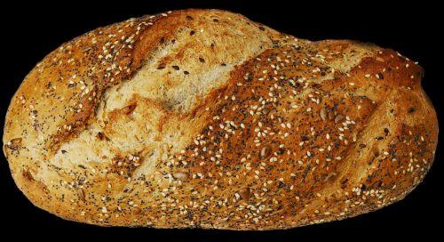 bread grain bread loaf of bread