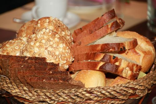bread breadbasket breakfast