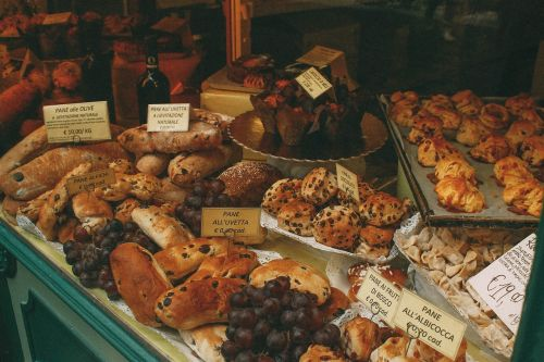 bread pastry bake